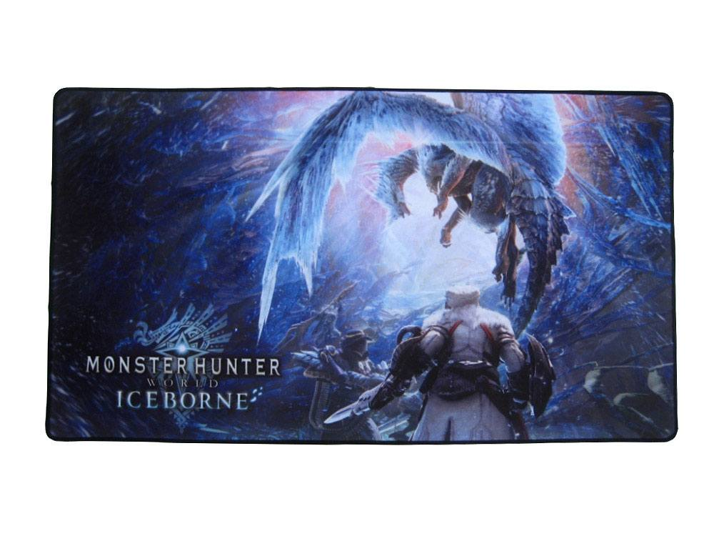 Photo du produit MONSTER HUNTER WORLD: ICEBORNE TAPIS DE SOURIS POSTER