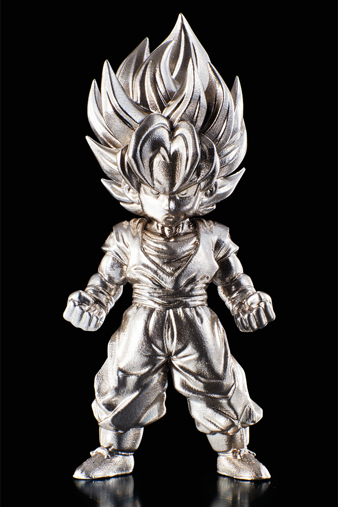 Photo du produit ABSOLUTE CHOGOKIN DRAGON BALL SS S GOKU