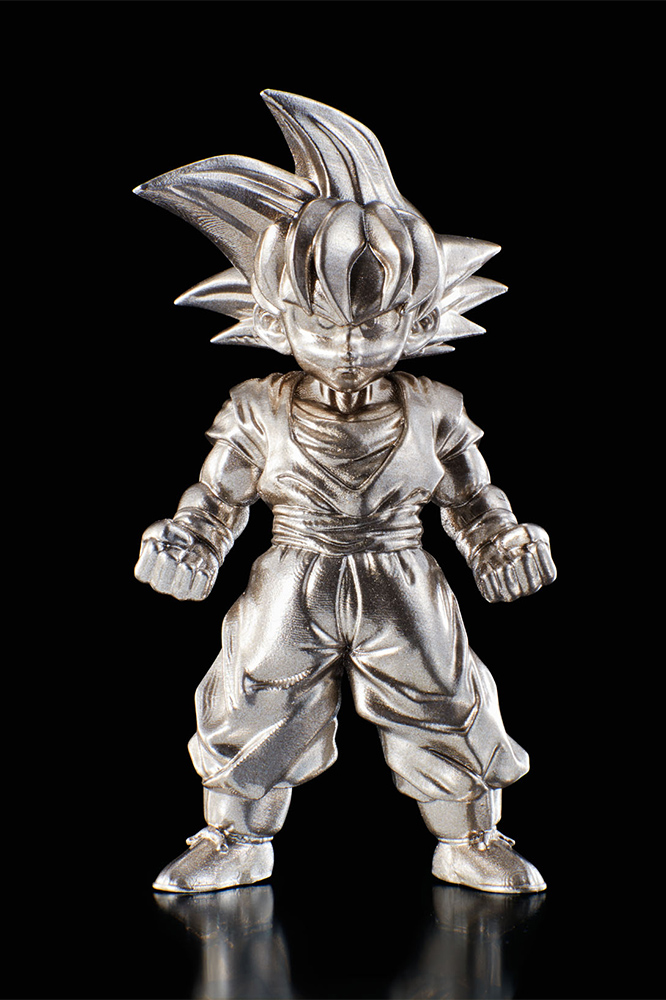 Photo du produit ABSOLUTE CHOGOKIN DRAGON BALL SON GOKU