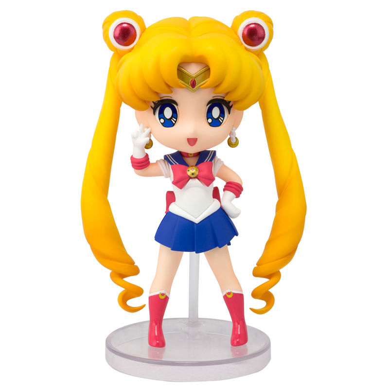 Photo du produit SAILOR MOON FIGURINE FIGUARTS MINI SAILOR MOON 9 CM