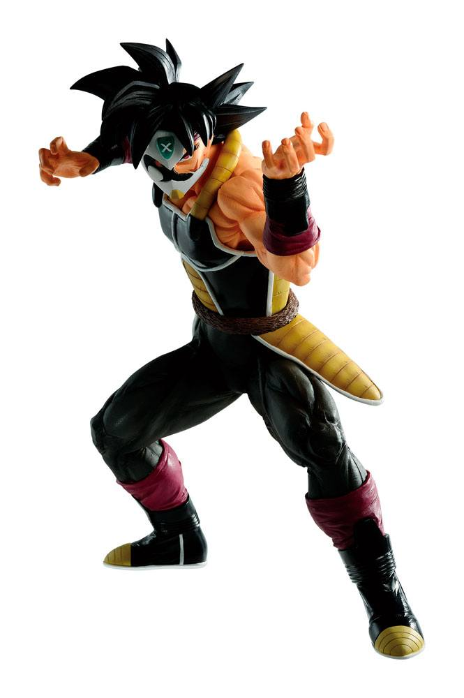 Photo du produit DRAGON BALL HEROES STATUETTE PVC ICHIBANSHO THE MASKED SAIYAN 20 CM