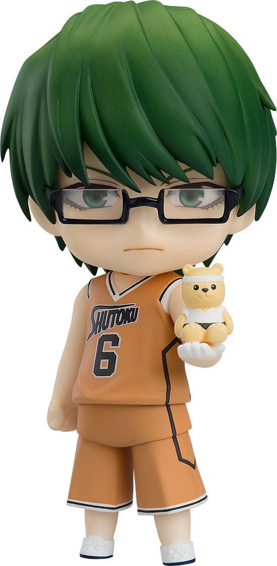 Photo du produit KUROKO'S BASKETBALL FIGURINE NENDOROID SHINTARO MIDORIMA 10 CM