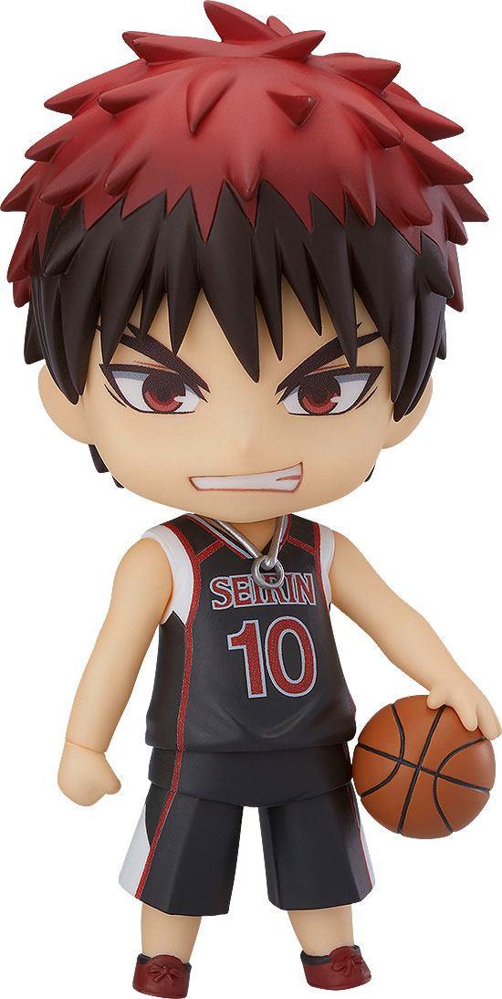 Photo du produit KUROKO'S BASKETBALL FIGURINE NENDOROID TAIGA KAGAMI 10 CM