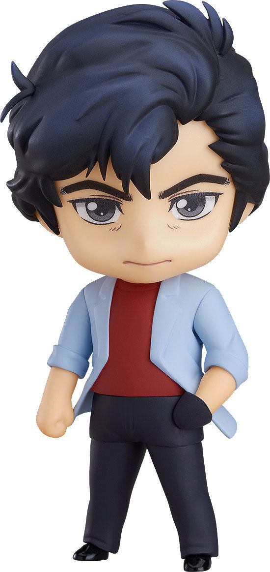 Photo du produit CITY HUNTER THE MOVIE: SHINJUKU PRIVATE EYES FIGURINE NENDOROID RYO SAEBA (NICKY LARSON)