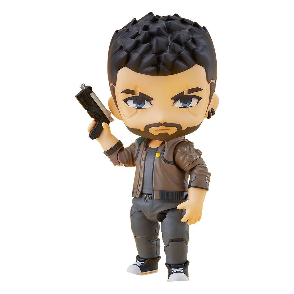 Photo du produit CYBERPUNK 2077 FIGURINE NENDOROID V MALE VER. 10 CM