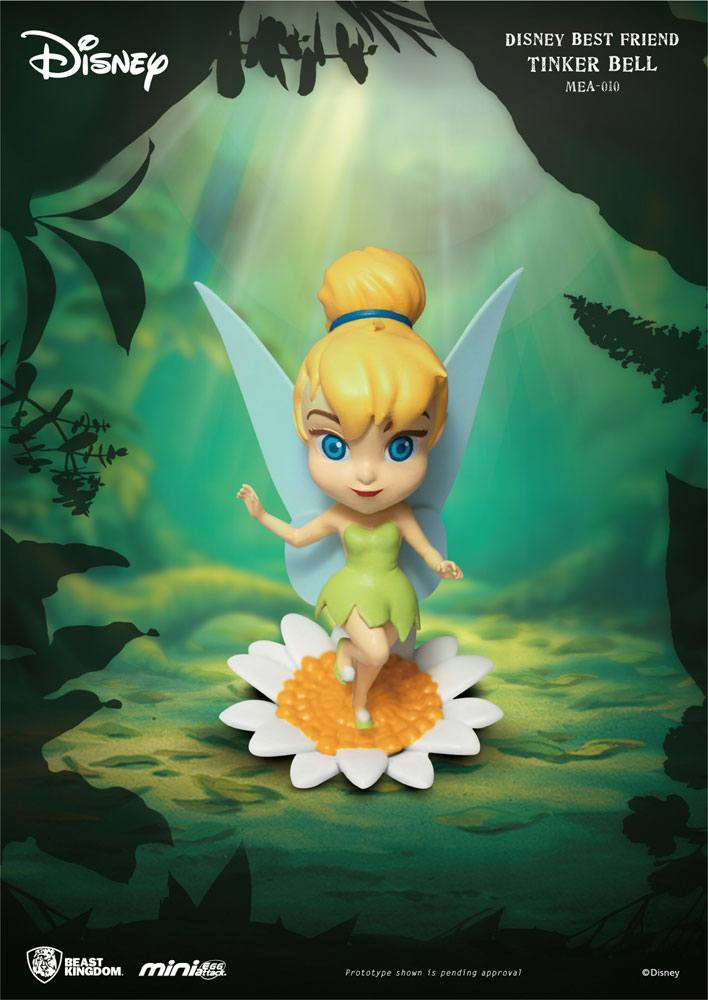 Photo du produit DISNEY BEST FRIENDS FIGURINE MINI EGG ATTACK TINKERBELL