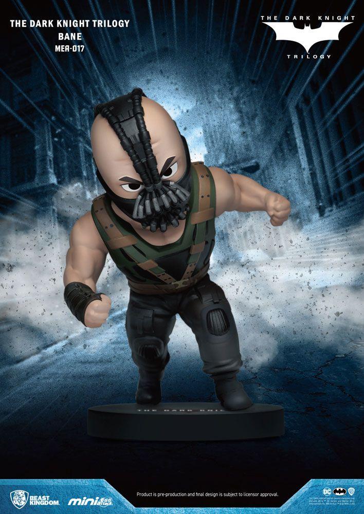 Photo du produit Dark Knight Trilogy figurine Mini Egg Attack Bane 8 cm