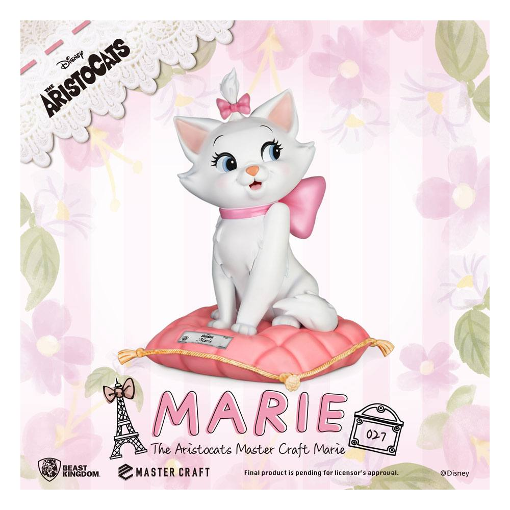 Photo du produit LES ARISTOCHATS STATUETTE MASTER CRAFT MARIE 33 CM