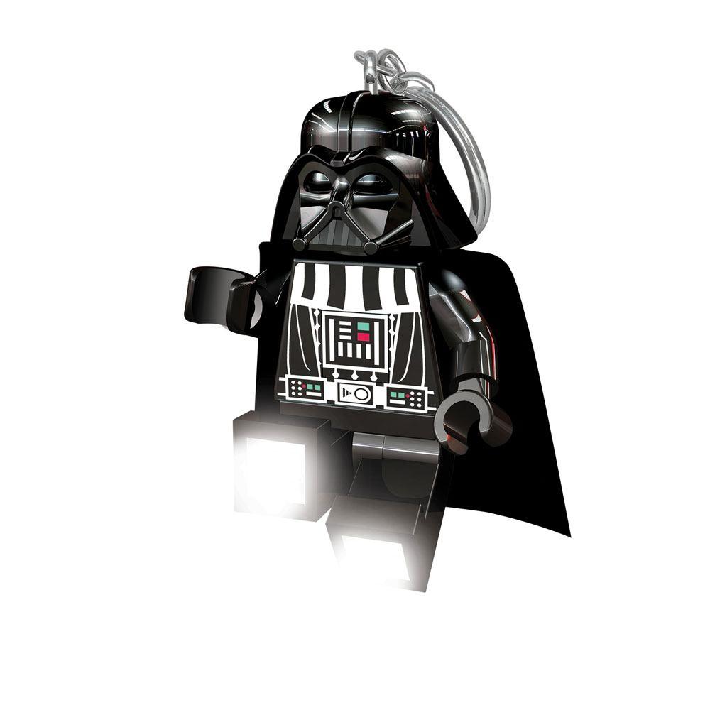 Photo du produit LEGO STAR WARS PORTE-CLÉS LUMINEUX DARTH VADER 6 CM