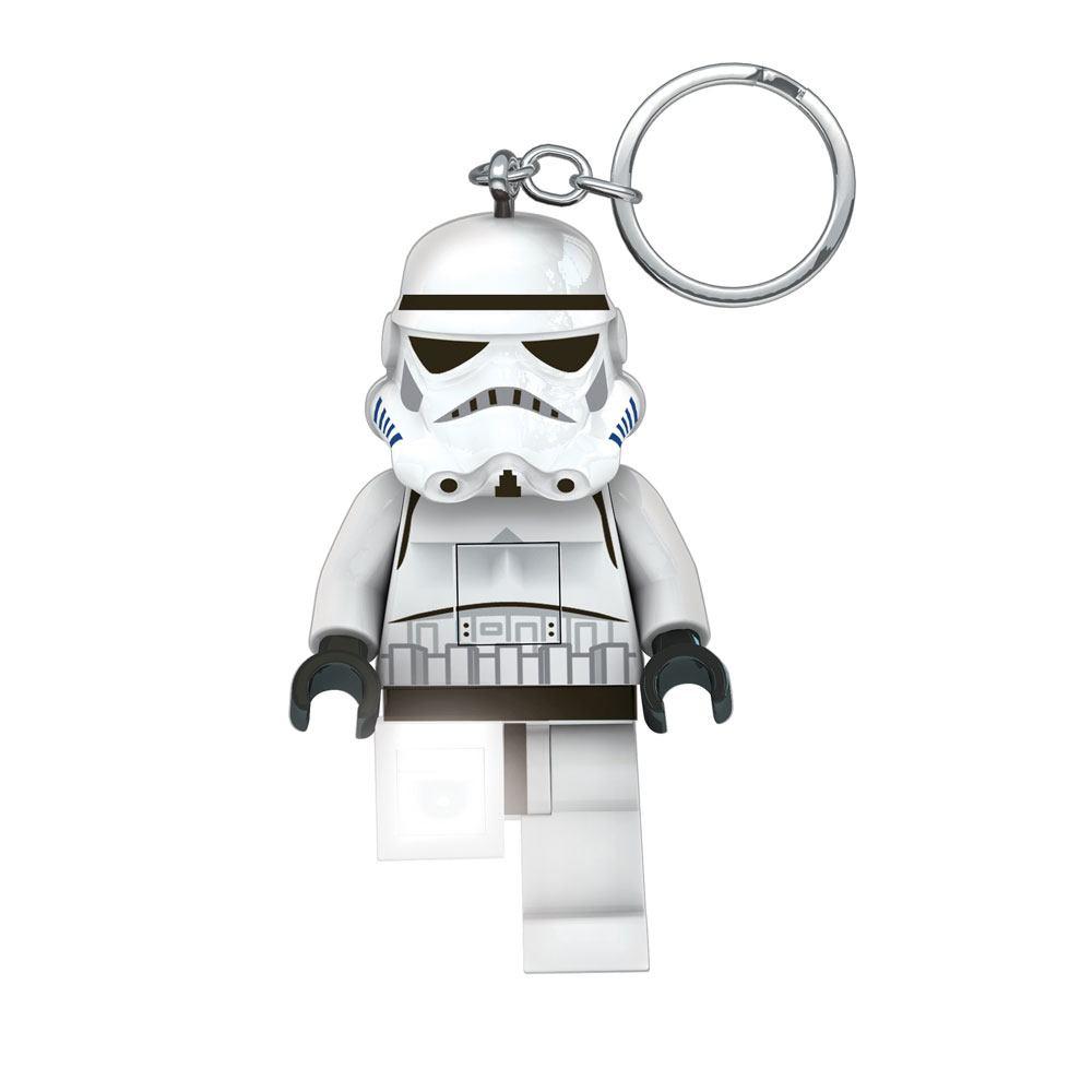 Photo du produit LEGO STAR WARS PORTE-CLÉS LUMINEUX STORMTROOPER 6 CM