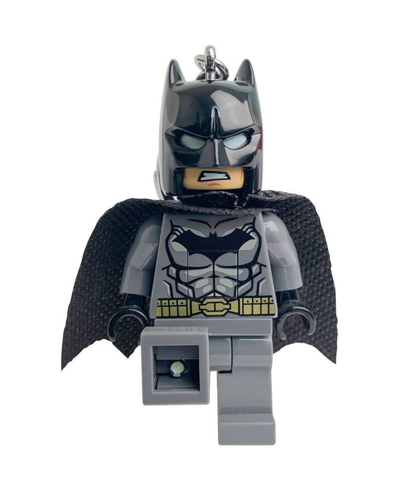 Photo du produit LEGO SUPER HEROES PORTE-CLÉS LUMINEUX BATMAN 6 CM