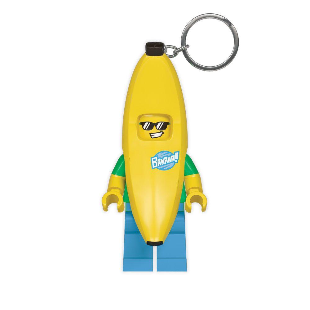 Photo du produit LEGO CLASSIC PORTE-CLÉS LUMINEUX BANANA 8 CM