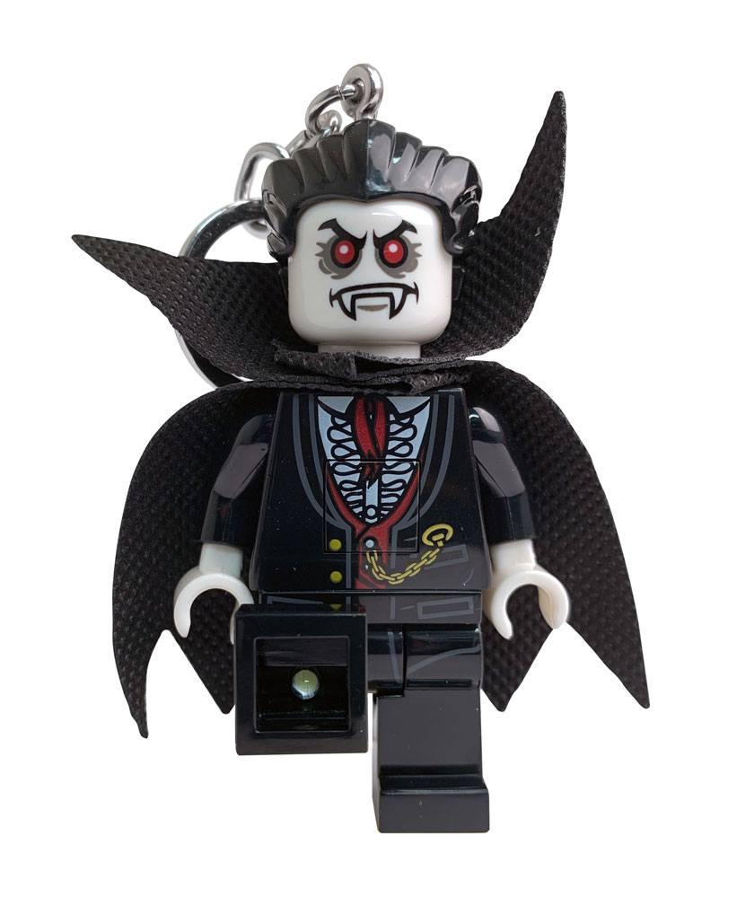Photo du produit LEGO CLASSIC PORTE-CLÉS LUMINEUX VAMPIRE 8 CM