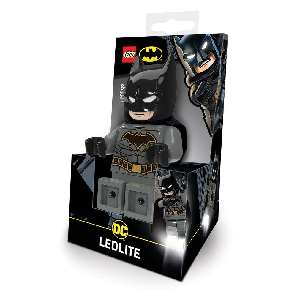 Photo du produit LEGO SUPER HEROES LAMPE DE POCHE BATMAN 13 CM