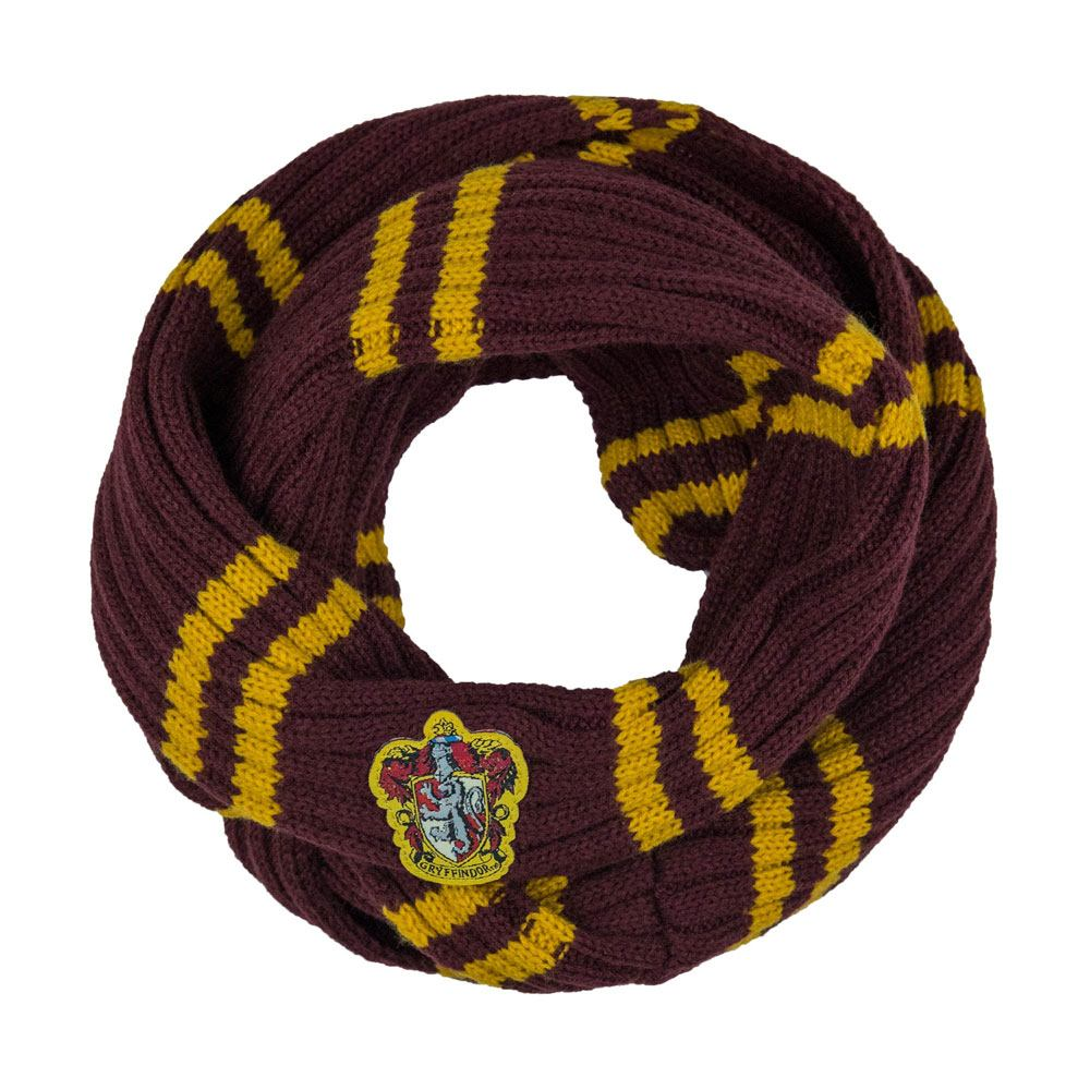 Photo du produit HARRY POTTER ECHARPE INFINIE GRYFFINDOR