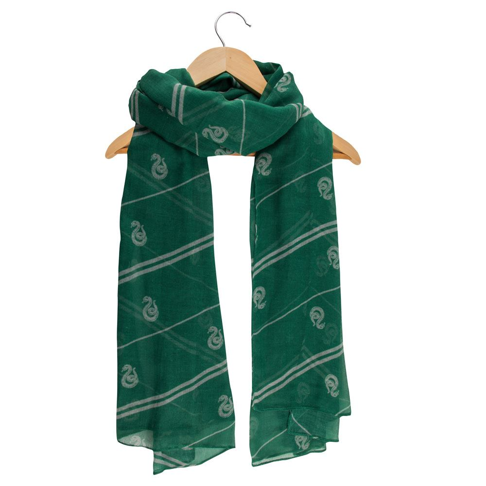 Photo du produit HARRY POTTER FOULARD SLYTHERIN