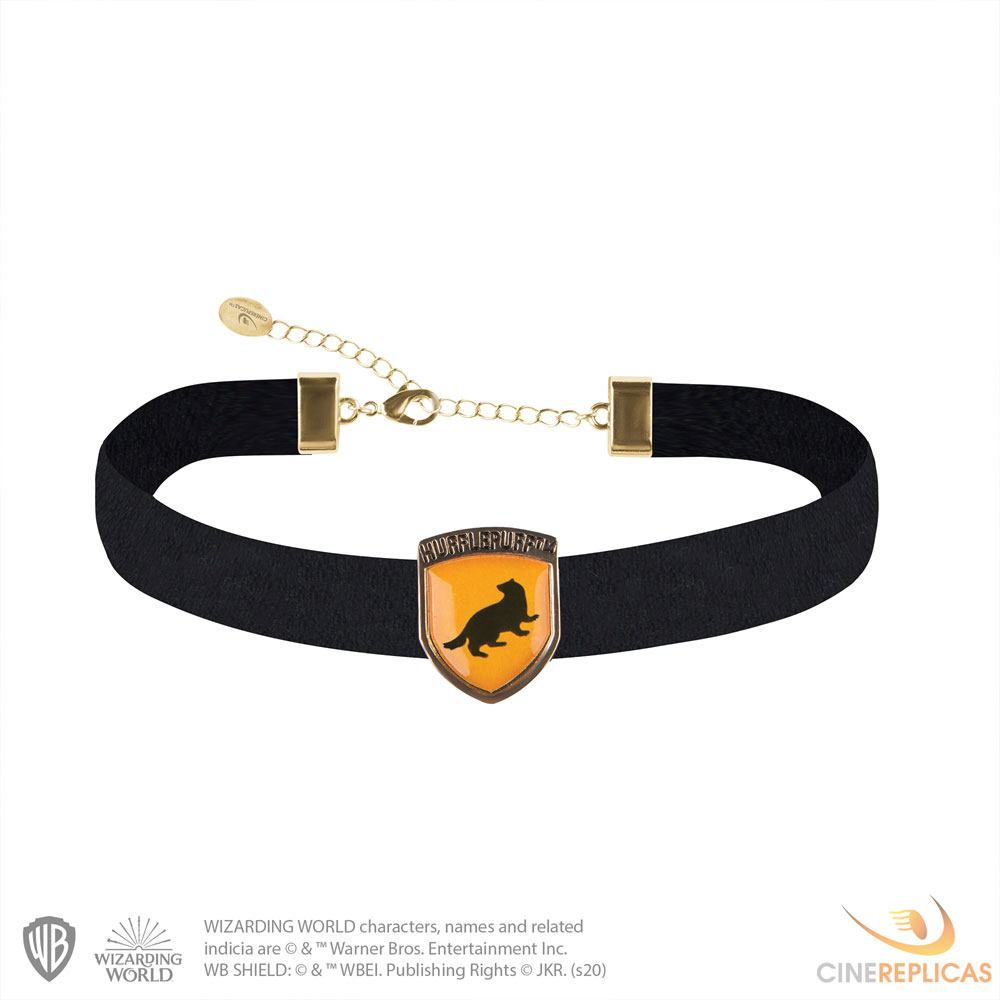 Photo du produit HARRY POTTER PENDENTIF ET COLLIER HUFFLEPUFF
