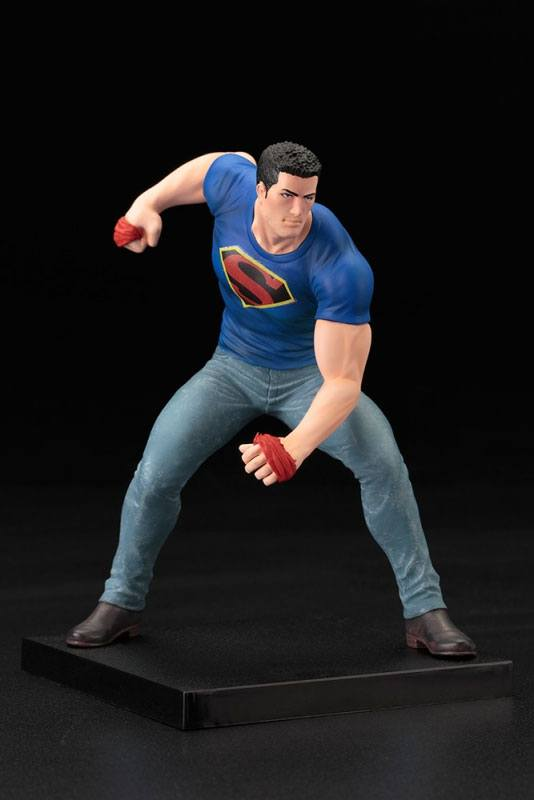Photo du produit DC COMICS STATUETTE PVC ARTFX+ 1/10 CLARK KENT SUPERMAN ACTION COMICS  TRUTH SDCC 2016