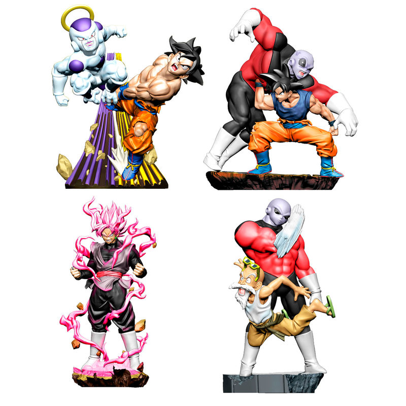 Photo du produit MINI DIORAMA DRACAP RE BIRTH SUPER REVIVAL VER DRAGON BALL SUPER
