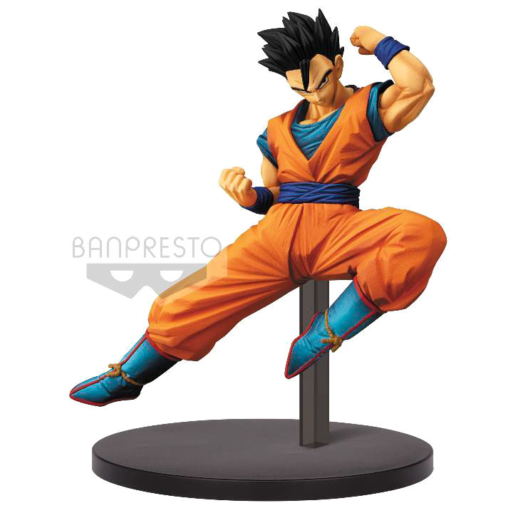 Photo du produit DRAGON BALL SUPER STATUETTE PVC CHOSENSHIRETSUDEN ULTIMATE SON GOHAN 15 CM