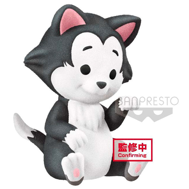 Photo du produit DISNEY FIGURINE CUTTE! FLUFFY PUFFY FIGARO 4 CM
