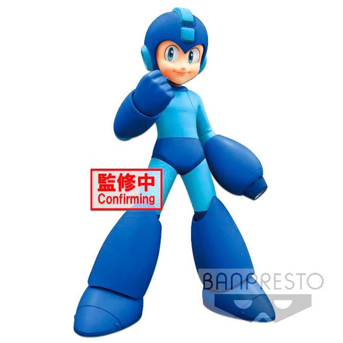 Photo du produit MEGA MAN STATUETTE PVC GRANDISTA MEGA MAN EXCLUSIVE LINES 23 CM