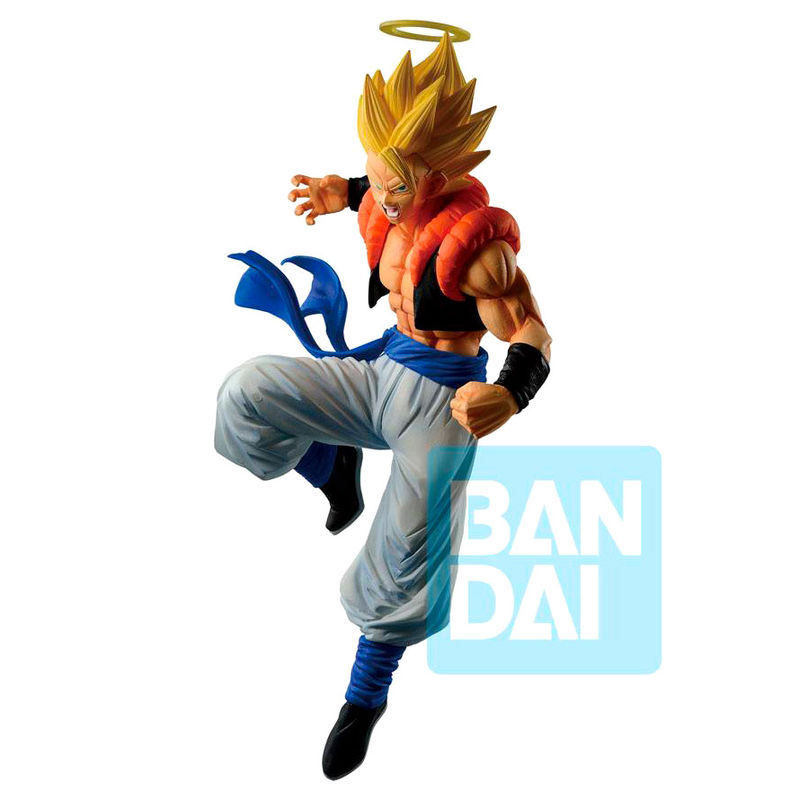 Photo du produit DRAGON BALL Z - DOKKAN BATTLE STATUETTE PVC ICHIBANSHO GOGETA 20 CM