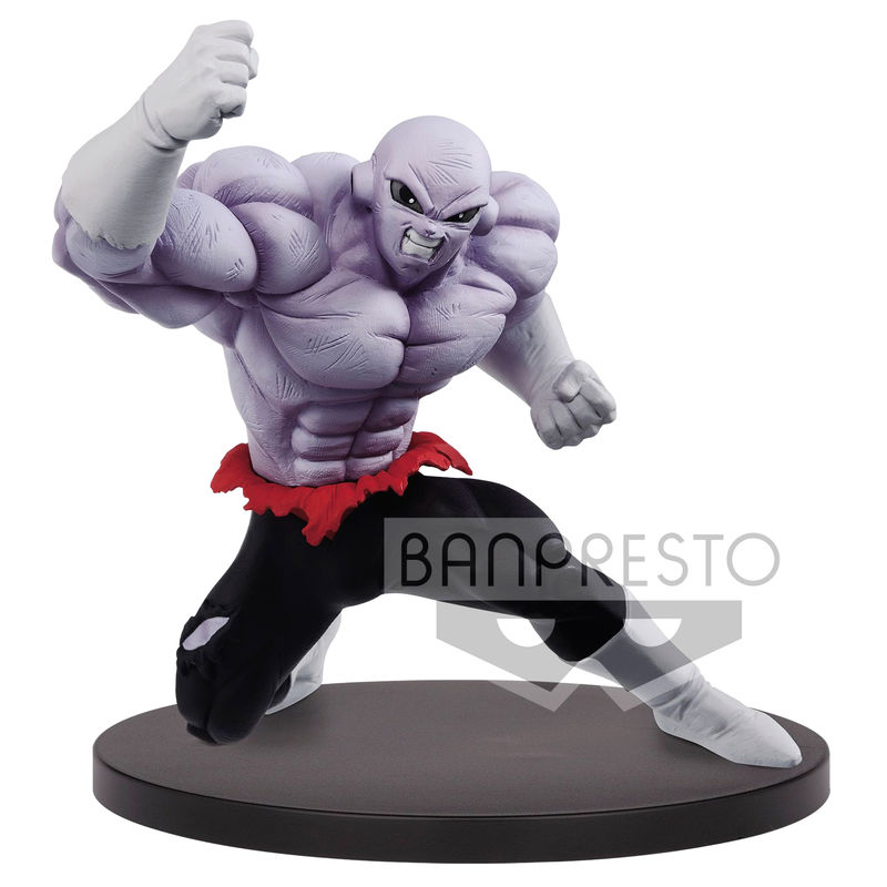 Photo du produit FIGURINE BANPRESTO JIREN CHOSENSHIRETSUDEN II DRAGON BALL 16CM