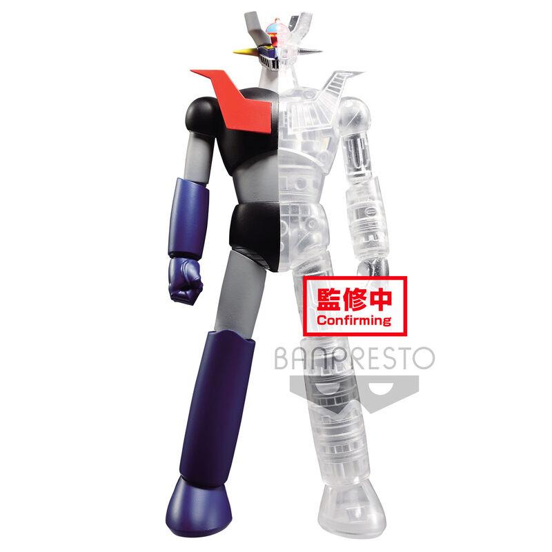 Photo du produit Figurine Mazinger Z Internal Structure Mazinger Z A 14cm