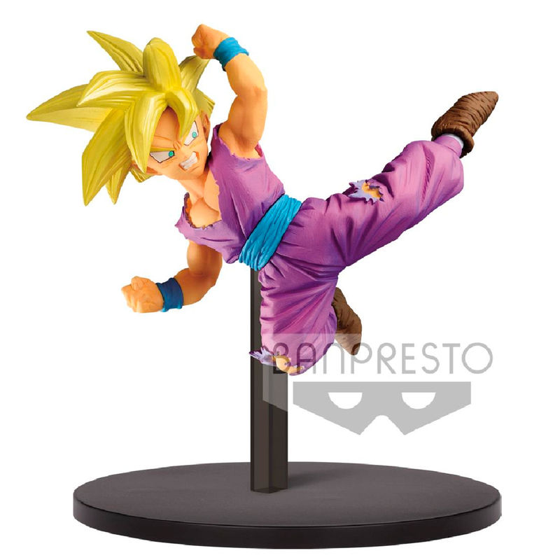 Photo du produit DRAGON BALL SUPER STATUETTE CHOSENSHIRETSUDEN SUPER SAIYAN SON GOHAN BANPRESTO