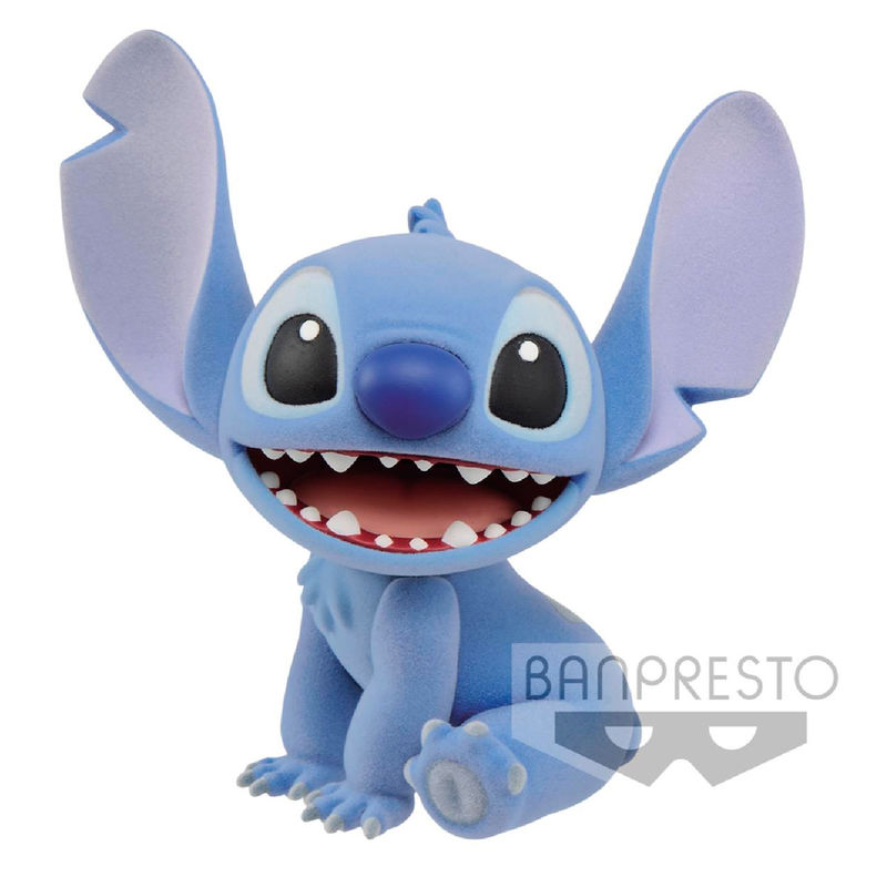Photo du produit FIGURINE BANPRESTO DISNEY LILO ET STITCH FLUFFY PUFFY STITCH 9 CM