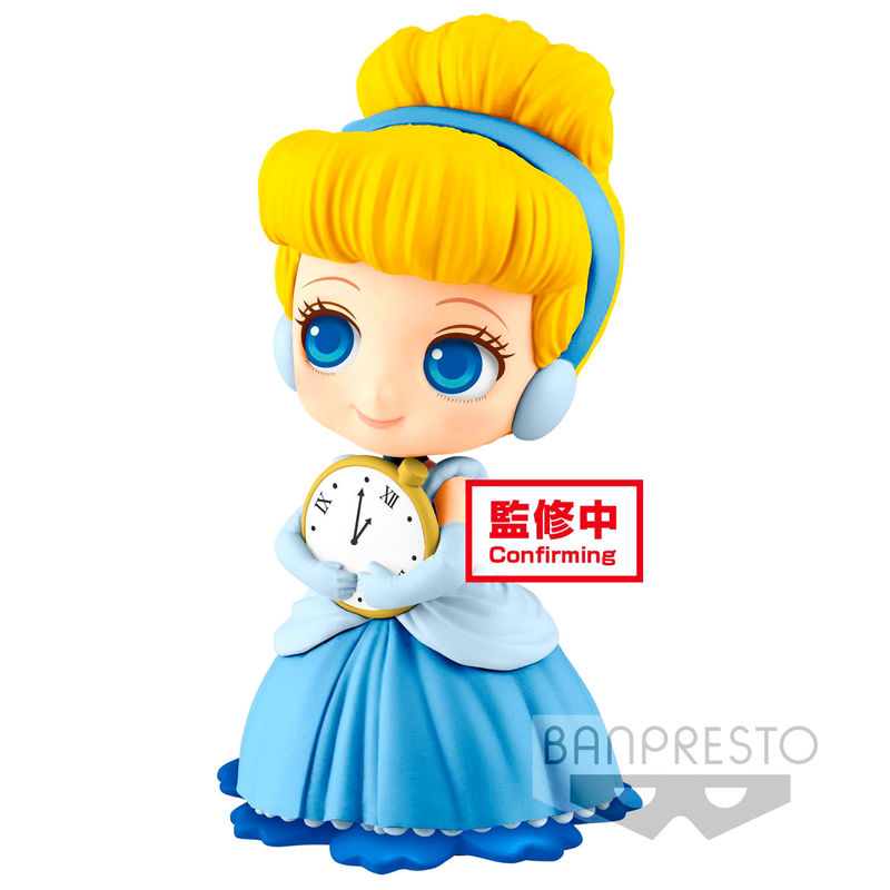 Photo du produit DISNEY FIGURINE SWEETINY CINDERELLA VER. A 10 CM