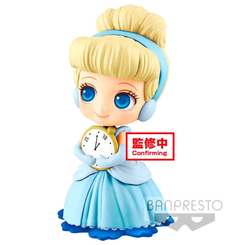 Photo du produit DISNEY FIGURINE SWEETINY CINDERELLA VER. B 10 CM