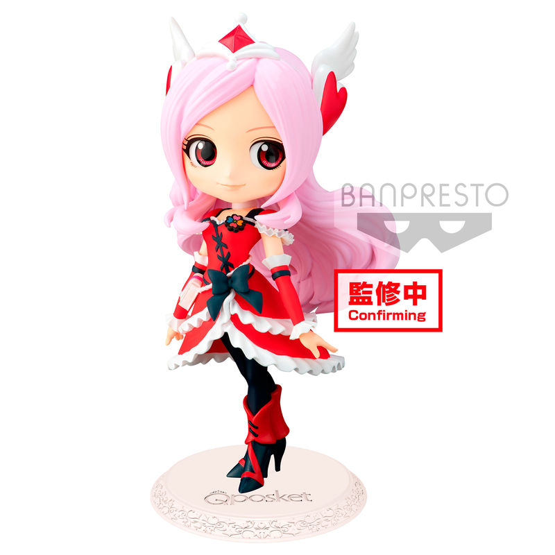 Photo du produit FRESH PRETTY CURE! FIGURINE Q POSKET CURE PASSION VER. A 14 CM