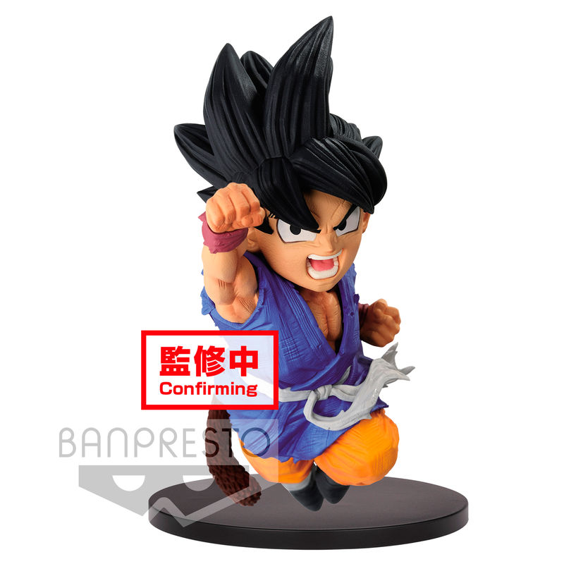 Photo du produit DRAGONBALL GT STATUETTE PVC WRATH OF THE DRAGON A: SON GOKU 13 CM