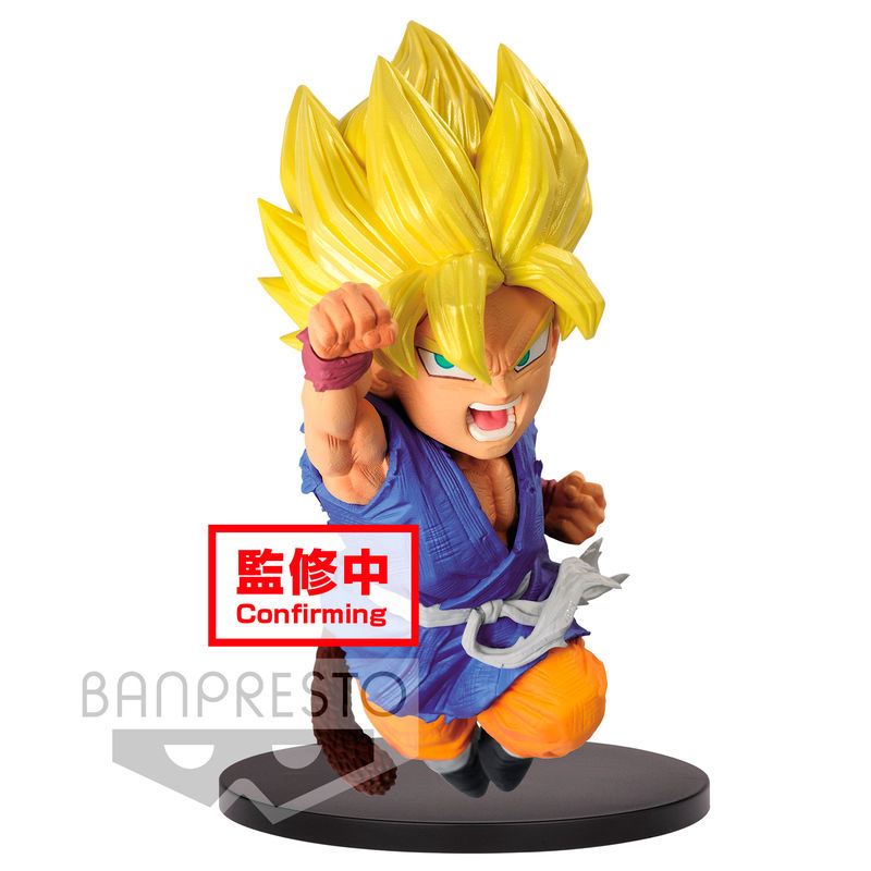 Photo du produit DRAGONBALL GT STATUETTE PVC WRATH OF THE DRAGON B: SON GOKU 13 CM