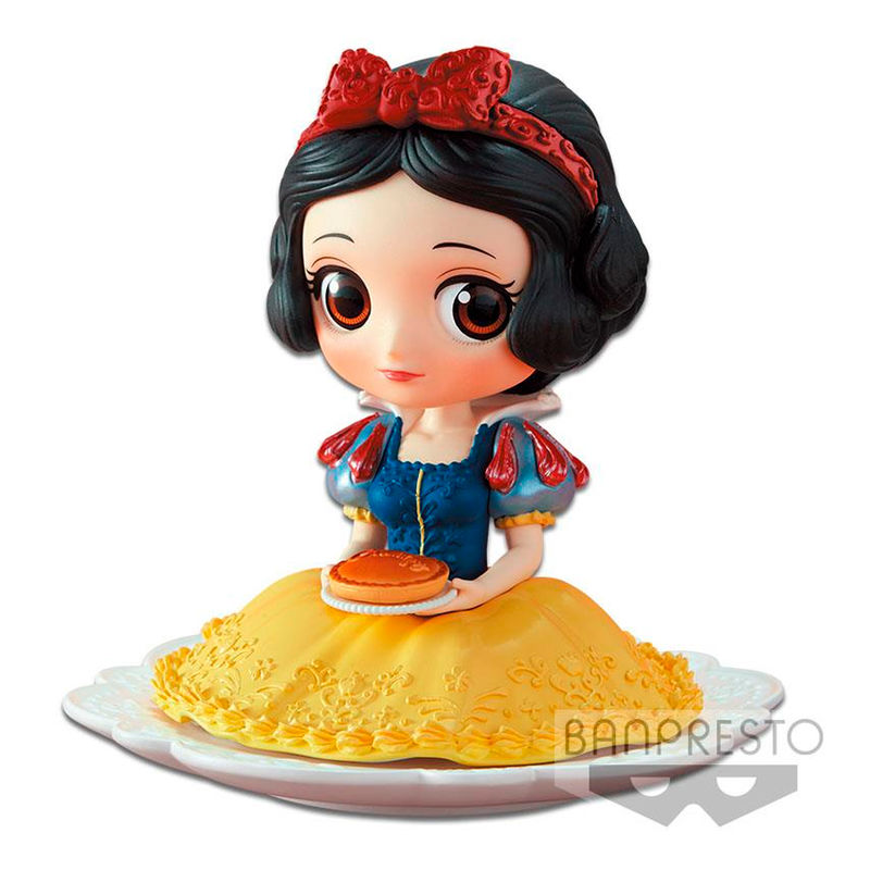 Photo du produit DISNEY FIGURINE Q POSKET SUGIRLY SNOW WHITE A NORMAL COLOR VERSION 9 CM