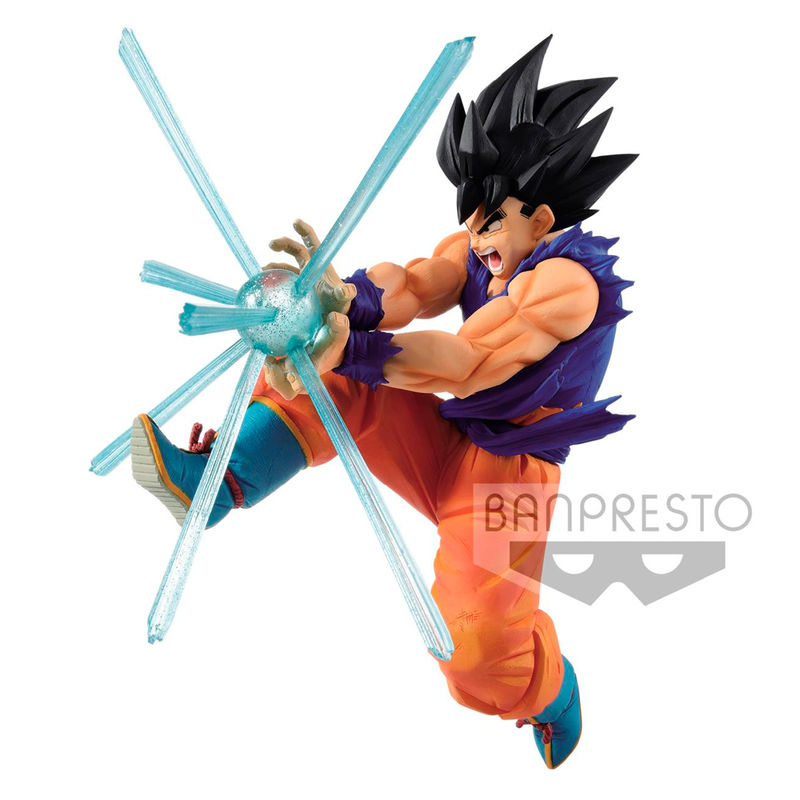 Photo du produit DRAGON BALL STATUETTE PVC G X MATERIA SON GOKU 15 CM
