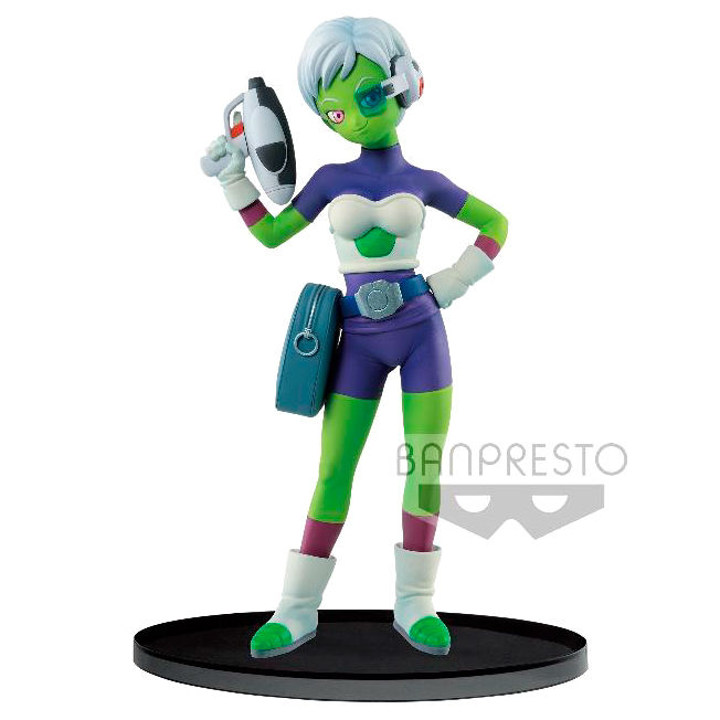 Photo du produit DRAGON BALL SUPER STATUETTE PVC BWFC SPECIAL CHEELAI 17 CM