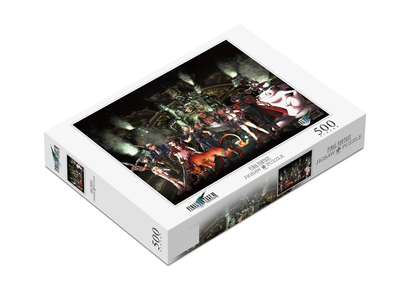 Photo du produit FINAL FANTASY VII REMAKE PUZZLE CHARACTERS (500 PIÈCES)