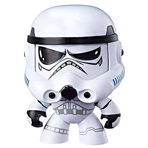 Photo du produit Figurine Hasbro Mighty Muggs Stormtrooper Star Wars 14cm