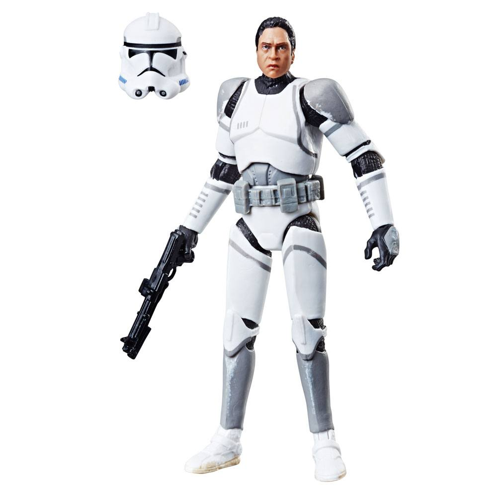 Photo du produit STAR WARS EP III VINTAGE COLLECTION FIGURINE 2019 41ST ELITE CORPS CLONE TROOPER EXCLUSIVE