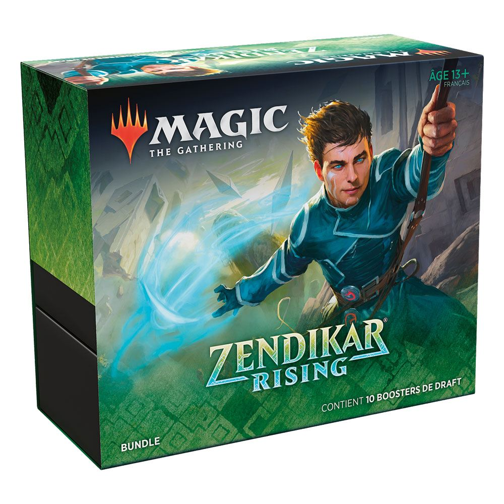 Photo du produit BUNDLE MAGIC THE GATHERING RENAISSANCE DE ZENDIKAR