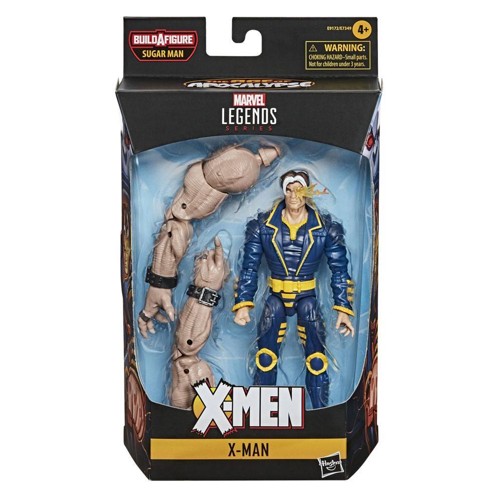 Photo du produit X-MEN AGE OF APOCALYPSE MARVEL LEGENDS SERIES FIGURINE 2020 X-MAN 15 CM