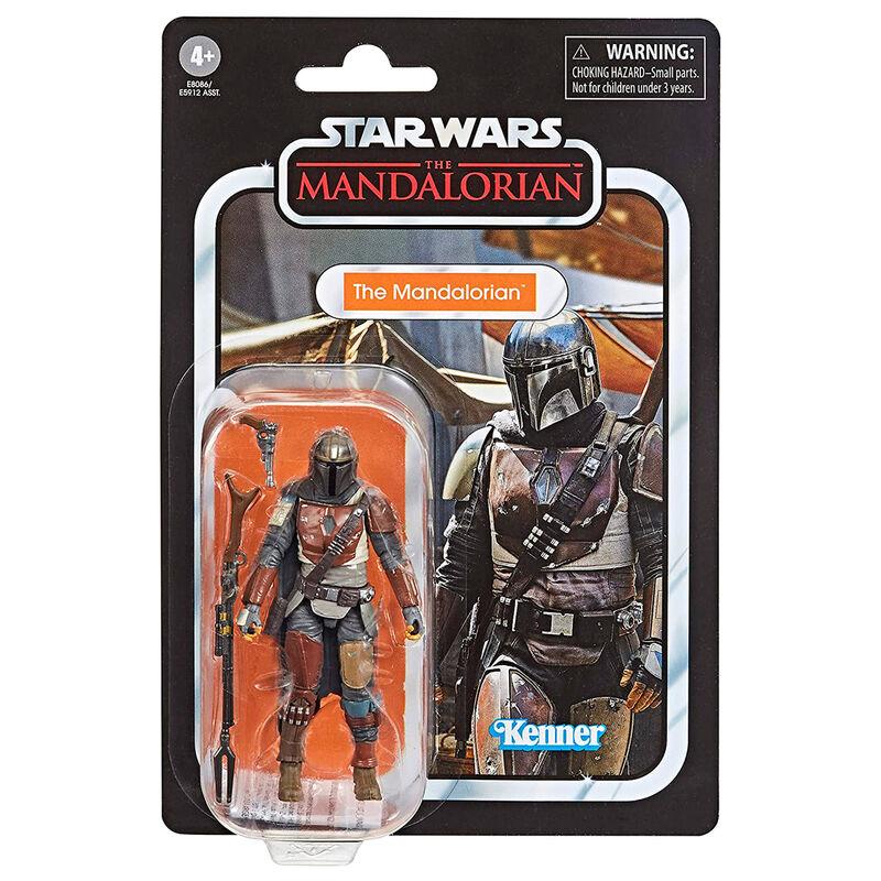 Photo du produit Figurine The Mandalorian - The Mandalorian Star Wars 10cm