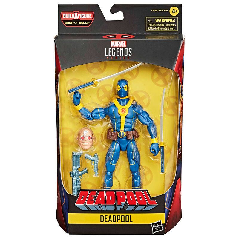 Photo du produit FIGURINE DEADPOOL GOAT MARVEL LEGENDS 15CM