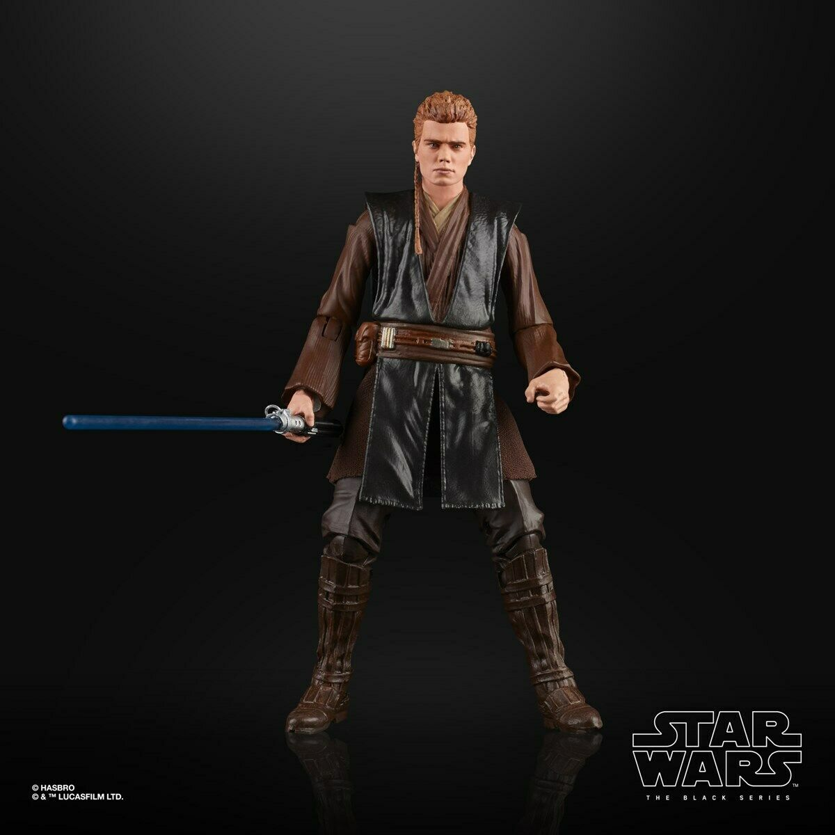 Photo du produit FIGURINE HASBRO ANAKIN SKYWALKER STAR WARS 15CM