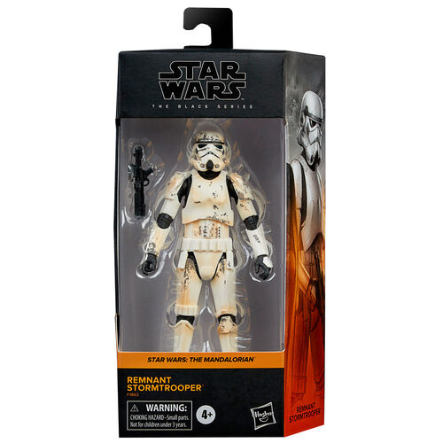 Photo du produit FIGURINES HASBRO STAR WARS REMNANT STORMTROOPER THE MANDALORIAN 15CM