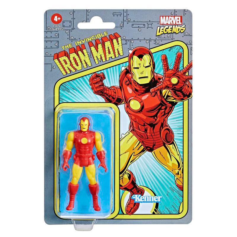 Photo du produit Figurine Hasbro Kenner Iron Man Marvel 9,5cm