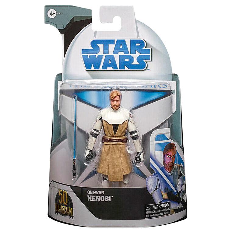 Photo du produit Figurine Obi-Wan Kenobi Star Wars The Clone Wars 15cm